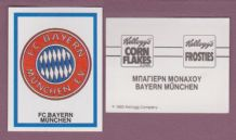 Bayern Munich Badge K93